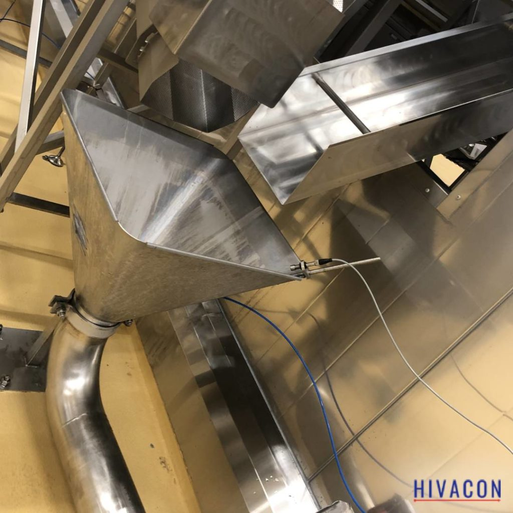 Hivacon - we make material flow